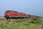 "MaK 2000061 - DB AutoZug ""215 907-7"" 20.08.2005 - Niebüll, Bahnübergang TriangelJens Vollertsen"