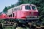 """MaK 2000067 - DB """"215 062-1"""" 05.08.1981 - Nürnberg, AusbesserungswerkWerner Consten"""