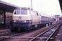 "MaK 2000067 - DB ""215 062-1"" 10.02.1988 - Heilbronn, HauptbahnhofIngmar Weidig"