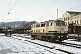 "MaK 2000067 - DB ""215 062-1"" 03.01.1995 - Tübingen, BahnhofStefan Motz"