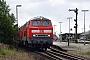 "MaK 2000067 - DB AutoZug ""215 908-5"" 22.07.2005 - Niebüll, BahnhofAlexander Leroy"