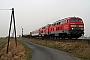 """MaK 2000067 - DB AutoZug """"215 908-5"""" 18.02.2006 - Emmelsbüll-Horsbüll, Betriebsbahnhof LehnshalligTomke Scheel"""