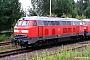 """MaK 2000069 - DB AutoZug """"215 909-3"""" 01.08.2008 - Chemnitz, FahrzeuginstandhaltungswerkKlaus Hentschel"""