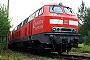 """MaK 2000069 - DB AutoZug """"215 909-3"""" 16.07.2008 - Chemnitz, FahrzeugninstandhaltungswerkKlaus Hentschel"""