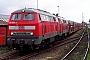 "MaK 2000069 - DB AutoZug ""215 909-3"" 13.08.2005 - Westerland (Sylt)Tomke Scheel"