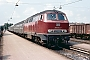 "MaK 2000069 - DB ""215 064-7"" 09.07.1975 - Crailsheim, BahnhofMichael Götze (Archiv J. Kaiser)"