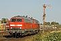 """MaK 2000111 - DB Autozug """"218 389-5"""" 10.07.2010 - Sylt-Tinnum (Sylt)Nahne Johannsen"""