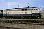 """MaK 2000111 - DB """"218 389-5"""" 26.04.1998 - Haltingen, BahnbetriebswerkErnst Lauer"""