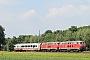 "MaK 2000119 - DB Autozug ""218 397-8"" 17.07.2014 - HalstenbekEdgar Albers"