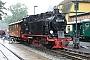 """O&K 12348 - RüBB """"99 4011-5"""" 08.09.2017 - Göhren (Rügen), BahnhofClaus Tiedemann"""