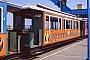 """WOAG ? - BKuD """"52"""" 30.04.1989 - Borkum, Bahnhof ReedeGunnar Meisner"""