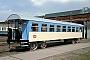 """Raw Wittenberge ? - DB """"63 203"""" 30.07.1992 - Wittenberge, ReichsbahnausbesserungswerkNorbert Schmitz"""