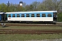 """Raw Wittenberge ? - DB AutoZug """"63 206"""" 20.04.2011 - Wangerooge, BahnhofDietmar Stresow"""