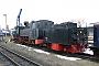 """Resita 2609 - RüKB """"764.431"""" 17.03.2006 - Putbus (Rügen), BahnbetriebswerkRalf Lauer"""