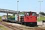 """Schöma 1738 - IBL """"Kö 1"""" 01.08.2007 - Langeoog, Bahnhof HafenCarsten Niehoff"""