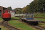 "Schöma 2860 - IBL ""Kö 4"" 10.10.2008 - Langeoog, Bahnhof