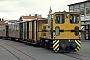 """Schöma 3222 - BKuD """"Emden"""" 24.10.1993 - Borkum, BahnhofWerner Consten"""