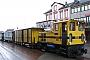 """Schöma 3222 - BKuD """"Emden"""" 02.01.2007 - Borkum, BahnhofRichard List"""