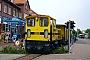 "Schöma 3222 - BKuD ""Emden"" 10.06.2007 - Borkum, BahnhofJann Meeuw"