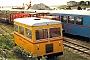 "Schöma 3481 - IBL ""DR 1"" __.__.1978 - Langeoog, Bahnhof AnlegerLutz Riedel"
