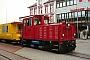 "Schöma 5343 - BKuD ""Hannover"" 02.10.2002 - Borkum, BahnhofJann Meeuw"