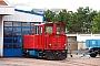 """Schöma 5343 - BKuD """"Hannover"""" 03.09.2009 - Borkum, BahnbetriebswerkMartin Kursawe"""