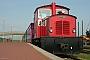 "Schöma 5344 - IBL ""Lok 1"" 06.09.2004 - Langeoog, Bahnhof HafenWolfram Andersen"