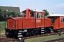 "Schöma 5347 - IBL ""Lok 4"" 11.06.1996 - Langeoog, BahnhofWillem Eggers"