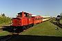 "Schöma 5347 - IBL ""Lok 4"" 10.05.2008 - Langeoog, BahnhofAndreas Rade"