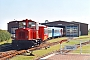 "Schöma 5348 - IBL ""Lok 5"" 04.10.2005 - Langeoog, BahnhofMartin Kursawe"