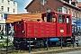 """Schöma 5385 - BKuD """"Münster"""" 26.07.2003 - Borkum, BahnhofHilde Meeuw"""