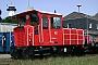 "Schöma 5599 - DB Autozug ""399 107-2"" __.__.2004 - Wangerooge, BahnhofDetlef Engstfeld"