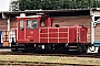 "Schöma 5599 - DB Autozug ""399 107-2"" __.08.2005 - Wangerooge, BahnhofRobert Krätschmar"