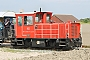 "Schöma 5599 - DB Fernverkehr ""399 107-2"" 21.05.2016 - Wangerooge, Abzweig MüllverladungMarcus Kantner"