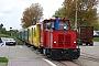 """Schöma 6073 - BKuD """"Aurich"""" 13.05.2010 - Borkum-Reede, BahnhofSebastian Willen"""
