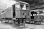"""Talbot 94429 - EKB """"T 1"""" __.__.1950 - Aachen, Talbot Werkbild Talbot (Archiv Wolf D. Groote)"""