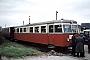 """Talbot 94430 - SVG """"T 24"""" 13.05.1961 - Westerland (Sylt), BahnhofBernhard Wolff (Archiv inselbahn.de)"""