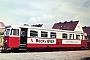 """Talbot 94432 - SVG """"T 28"""" __.__.1968 - Hörnum (Sylt)Stöver (Archiv inselbahn.de)"""