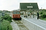 "Talbot 94433 - IBL ""VT 2"" 17.06.1972 - Langeoog, InselbahnhofHelmut Beyer"