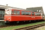 """Talbot 97519 - IBL """"VT 1"""" 28.09.1991 - Langeoog, BahnhofMartin Kursawe"""