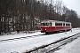 """Talbot 97519 - HSB """"187 011-2"""" 21.01.2006 - Alexisbad, BahnhofRonald Schmidt"""