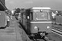 """Talbot 97519 - IBL """"VT 1"""" 14.09.1980 - Langeoog, BahnhofDietrich Bothe"""