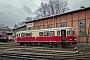 """Talbot 97519 - HSB """"187 011-2"""" 16.12.2014 - Wernigerode-Westerntor, BahnbetriebswerkHSB / Dirk Bahnsen"""