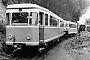 """Talbot 97520 - KAE """"VT 2"""" 26.04.1959 - Altena (Westfalen), KAE-KleinbahnhofP. Boehm (Archiv W. D. Groote)"""