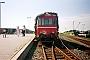 """Talbot 97520 - IBL """"VT 4"""" 23.07.1985 - Langeoog, Bahnhof HafenRudi Langner"""