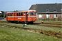 """Talbot 97520 - IBL """"VT 4"""" __.07.1989 - Langeoog, BahnhofWolf D. Groote"""