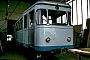 """Talbot 97520 - IBL """"VT 4"""" __.__.1984 - Langeoog, BahnbetriebswerkUlrich Uplegger"""