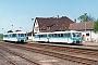 """VEB Bautzen 6/1963 - DR """"971 613-5"""" 23.05.1993 - Zinnowitz (Usedom), BahnhofClaus Tiedemann"""