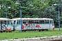 """VEB Bautzen 7/1963 - UBB """"972 201-8"""" 03.07.2017 - Zinnowitz (Usedom), BahnhofKlaus Hentschel"""