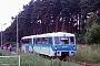 """VEB Bautzen 3/1962 - DR """"971 605-1"""" 12.08.1993 - Trassenmoor (Usedom), HaltepunktIngmar Weidig"""